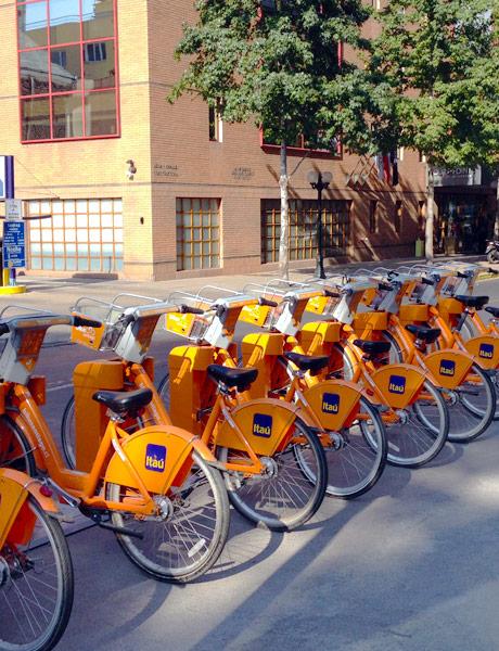 Proyecto BikeSantiago