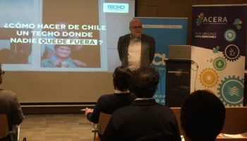 "Chile planea crear ""Barrios de Sol"""