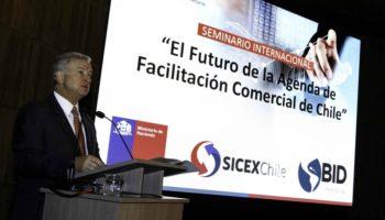 Encuentro internacional en Chile destacó el aporte de Sicex al comercio exterior