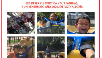 FELIZ NAVIDAD LES DESEA ZULOGÍSTICA Y SUS FAMILIAS,  Y UN VENTUROSO AÑO 2020, EN PAZ Y ALEGRÍA